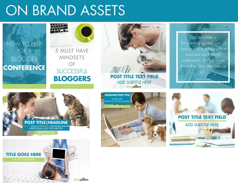BlogPaws Brand Guide
